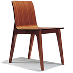 edit wood chair  - Bernhardt Design