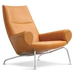 wegner queen lounge chair - Hans Wegner - erik jorgensen