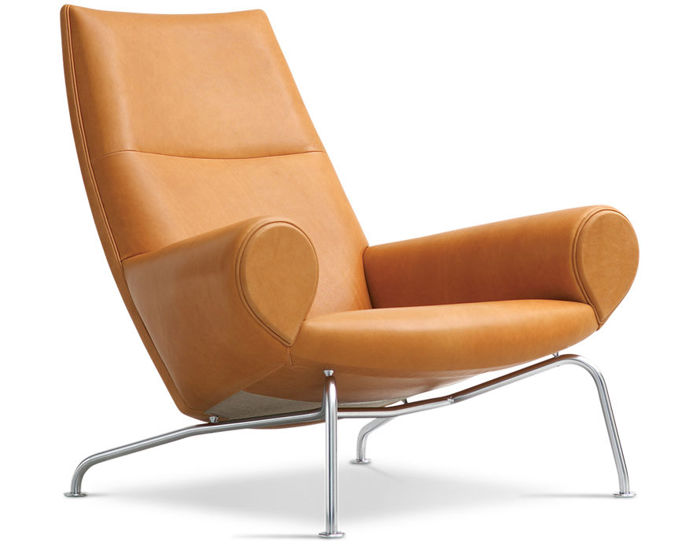 hans wegner ej101 queen chair