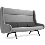 in duplo ej185 high back sofa  - erik jorgensen