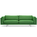 ej280 3 seat sofa  - erik jorgensen