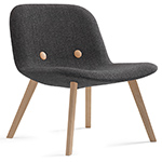 ej3u eyes lounge chair  - erik jorgensen