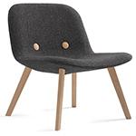 ej3u eyes lounge chair  -
