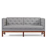 ej315 two seat sofa  - erik jorgensen