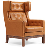 ej315 wing chair  -