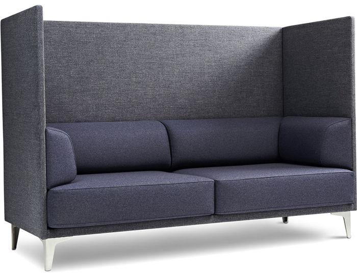 ej400 apoluna box high back 2.5 seat sofa