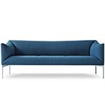 ej485 bow 3 seat sofa  - erik jorgensen