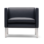 ej50-1 lounge chair  - erik jorgensen