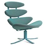 ej5 corona spectrum chair  - erik jorgensen
