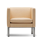 ej51 small lounge chair  - erik jorgensen
