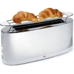 alessi electric toaster with bun warmer  -