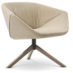 ella lounge chair - Niels Bendtsen - Montis