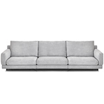 elle 3 seat standard depth sofa