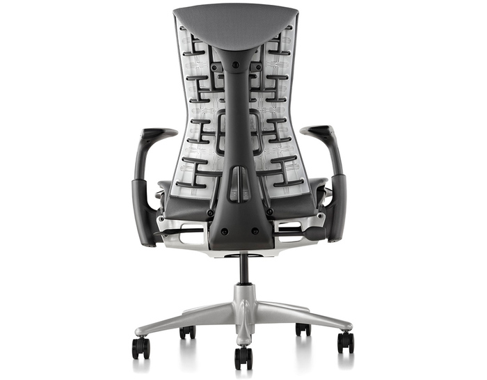 Modern outdoor patio furniture - Embody Task Chair Hivemodern Com