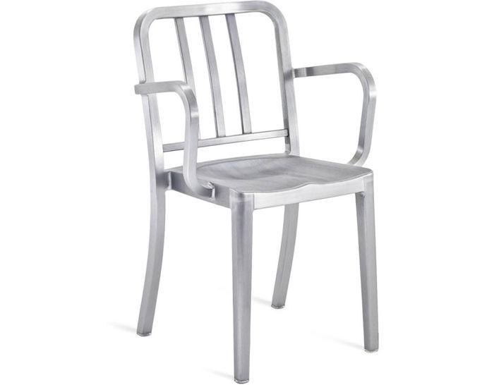 emeco heritage armchair