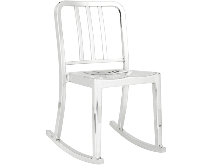 emeco heritage rocking chair
