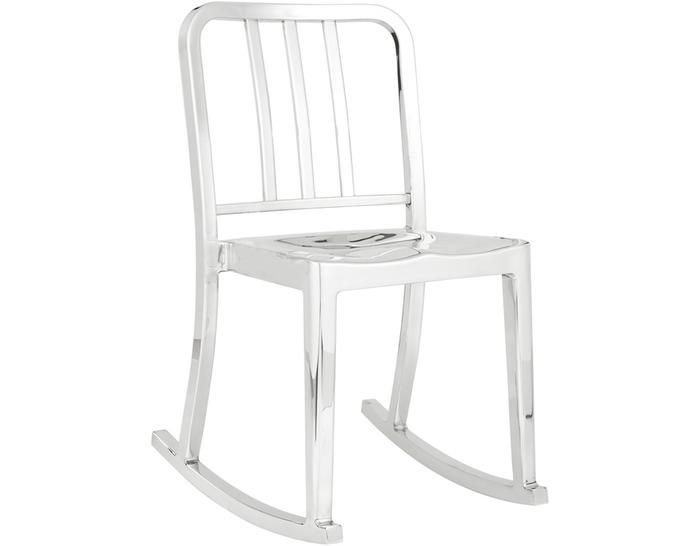 emeco heritage rocking chair