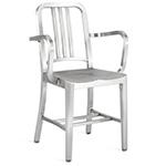 emeco navy armchair  -