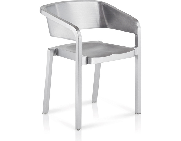 emeco soso stacking armchair