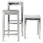 emeco stools - Philippe Starck - emeco