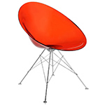 ero|s| fixed base chair - Philippe Starck - Kartell