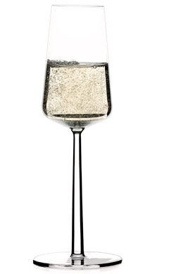 essence champagne glass 2-pack