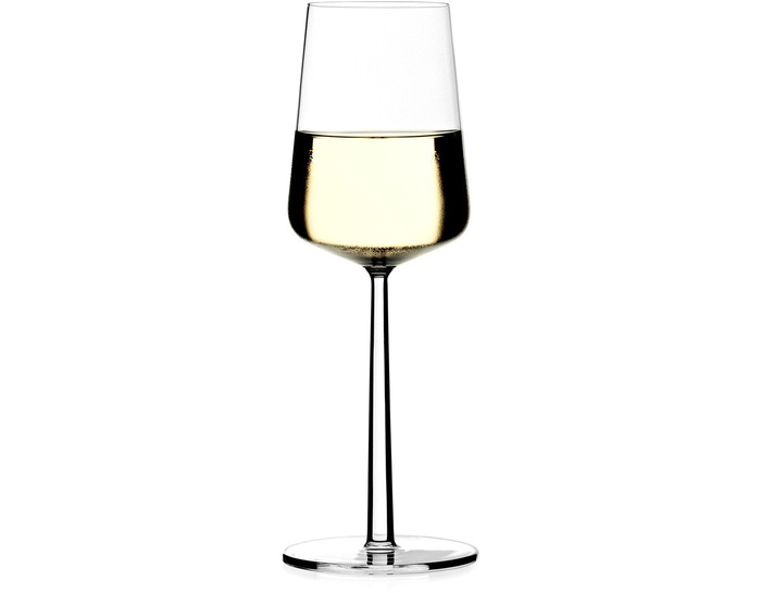 essence white wine glass 2 pack