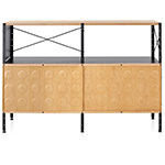 eames storage unit 230 w/doors  -