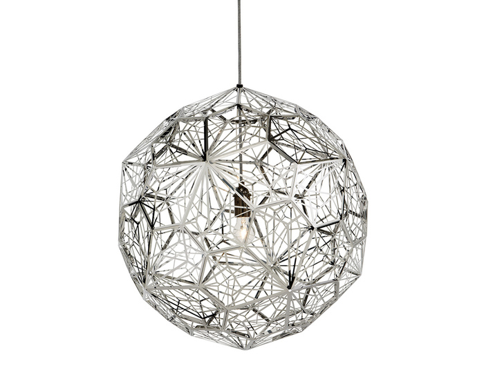 etch light web pendant light