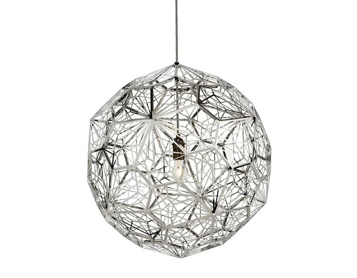 etch light web pendant light