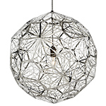 etch light web pendant light  -