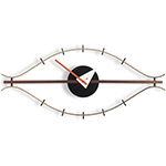nelson eye clock - George Nelson - vitra.