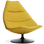 f585 lounge chair - Geoffrey Harcourt - artifort
