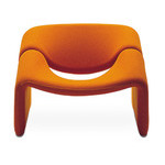 pierre paulin f-598 chair  -