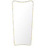 f.a. 33 rectangular wall mirror  - gubi