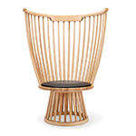 fan chair  -