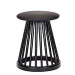 fan stool  -
