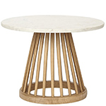 fan table small  -