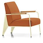 fauteuil de salon - Jean Prouv� - vitra.