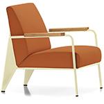 prouve fauteuil de salon lounge chair - Jean Prouvé - vitra.
