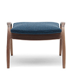 fh430 signature footstool  - Carl Hansen & Son