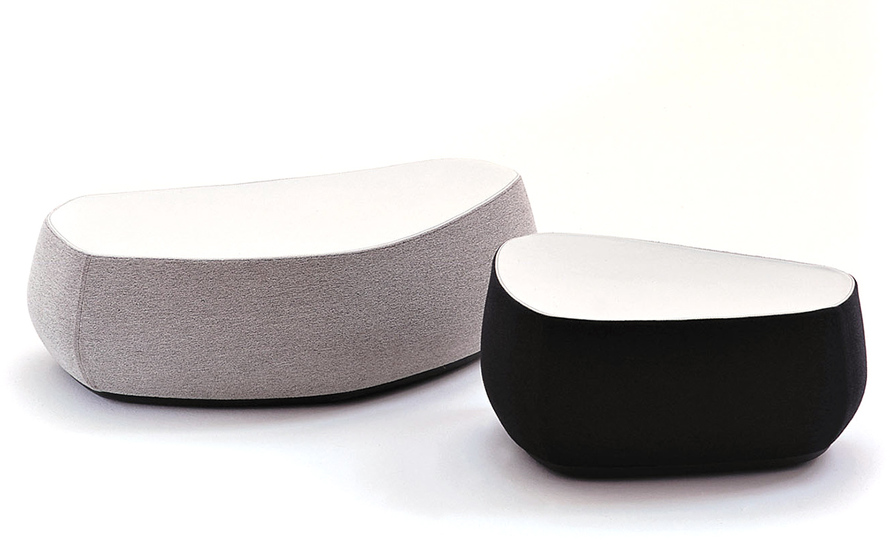 Fjord Stones Foot Stool