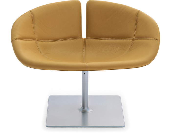 fjord swivel armchair