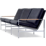 fk 6720 3-seat sofa - Kastholm & Fabricius - lange production