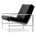 fk 6720-1 easy chair - Kastholm & Fabricius - lange production