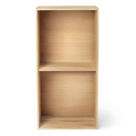 fk63 upright bookcase - Kastholm & Fabricius - Carl Hansen & Son