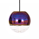 flask oil ball pendant light  -