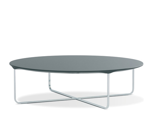 flint 110 round coffee table