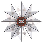 george nelson flock of butterflies wall clock  -