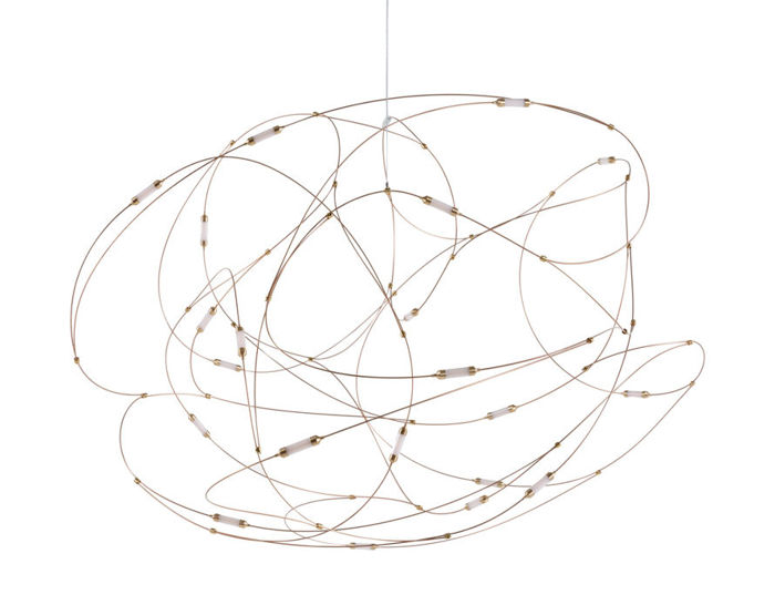 flock of light suspension light